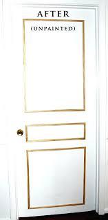 vinyl garage door trim the original door molding kits by vinyl garage door trim moulding garage