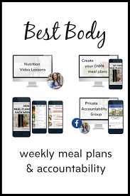 Week Meal Plans Meal Prep Recipes The College Nutritionist