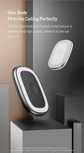 <b>Baseus</b> Touch Senor Led Night <b>Light Car</b> Roof <b>Light</b> Ceiling Magnet ...