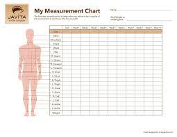 Bodybuilding Body Measurement Chart Conclusive Bodybuilding Measurement Chart Body Statistics