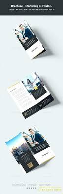 Half Fold Brochure Template Word Beautiful Templates Free