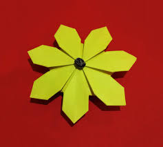 Paper Origami Flower Making Origami Flower Making Dailymotion Flowers Healthy