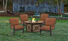 patio table and chairs clearance outdoor furniture a set of chair with firepit