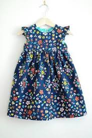 Little Girl Dress Patterns Beauteous Little Girls Dress Patterns Simple This Pattern Is Simple Enough