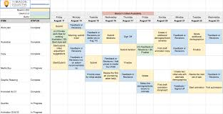 Sample Work Plans Why Marketing Projects Need A Work Plan The Beacon CollectiveThe 6