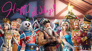 Christmas Fortnite Wallpapers ...