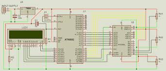 alarm wiring diagram alarm wiring diagrams adc0808 interfacing 8051 circuit digram
