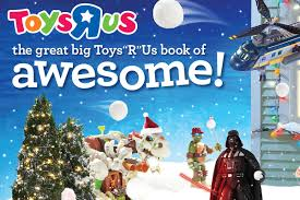 Toys 'R Us Holiday Catalog Goes Interactive | CMO Strategy - AdAge