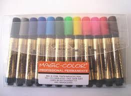 Resultado de imagem para caneta magica colorida