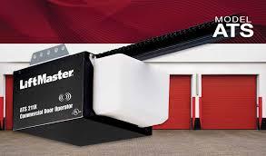 liftmaster ats commercial garage door opener