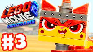 The LEGO Movie 2 Videogame - Gameplay Walkthrough Part 2 - Syspocalypstar  and Asteroid Field! by ZackScottGames