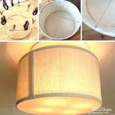 diy hanging lamp shade lamp shades ideas ceiling fan lamp cover inside drum lamp shade ceiling