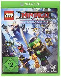 The LEGO NINJAGO Movie Videogame - [Xbox One]: Amazon.de: Games