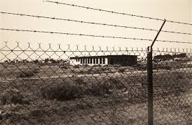 barbed wire fence concentration camp. Tule Lake Prison Barbed Wire Fence Concentration Camp O