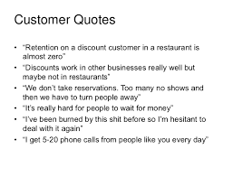 "Phone Call Quotes New Customer Quotes ""Retention On A"