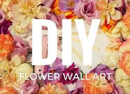 Tissue Paper Flower Wall Art Wall Art Paper Flower Wall Decor Photo Backdrop Photo Prop