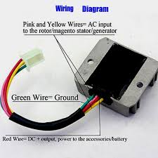 4 wire regulator diagram wiring diagrams best new 4 wire voltage regulator wiring diagram chinese library wire and two wire diagram 4 4 wire regulator diagram