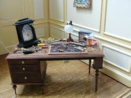 where to buy miniature furniture.  Furniture Dollhouse Miniature Furniture Sale Artisan Clock Makers Work  Table By Taller A Where To Throughout Where To Buy Miniature Furniture T