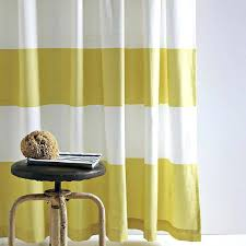 pinstripe curtain roll over image to zoom navy and white striped curtains target