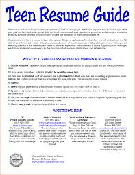 Sample Resume High School Student No Job Experience Augustais