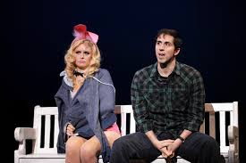 pittsburgh clo s delightful legally blonde the musical more kathleen elizabeth monteleone elle and matthew scott emmett star in the pittsburgh