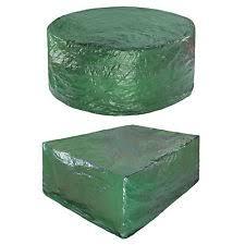 green outdoor furniture covers. Savisto Large Waterproof Patio Furniture Covers For Outdoor Garden Rattan Table Green O