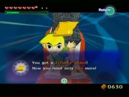 Wind Waker Triforce Chart 2 The Legend Of Zelda The Wind Waker Walkthrough 67 Chart