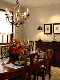 best chandelier for small dining room a dazzling chandelier and fl centerpiece inject life and color