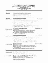 Free Printable Resume Templates Microsoft Word Unique Free Resume