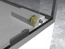 senseon sliding door catch for 5el electronic locks