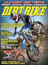 dirt bike november 2019 dirt bike
