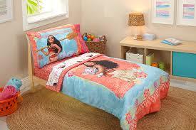 Amazon.com : Disney Moana Toddler 4 Piece Bedding Set : Baby