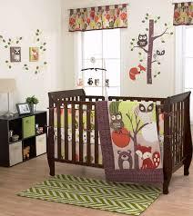 forest themed nursery bedding thenurseries