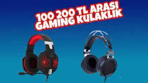 100 200 TL ARASI GAMİNG KULAKLIK ÖNERİSİ - YouTube