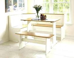 kitchen table with built in bench. Modren With Indoor  In Kitchen Table With Built Bench A