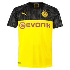 Puma Size Chart Football Shirt 2019 2020 Borussia Dortmund Puma Ucl Home Football Shirt