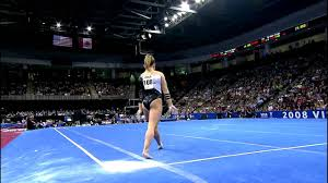 floor gymnastics olympics. Shawn Johnson - Floor Exercise 2008 Visa Championships Day 2 YouTube Gymnastics Olympics G