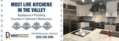 most live kitchens in the valley direct appliance