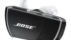 bose bluetooth headset.