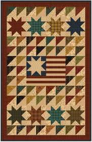 Kim Diehl Quilt Kit. Old Glory Simple Whatnots Club Collection 7 ... & Kim Diehl Quilt Kit. Old Glory Simple Whatnots Club Collection 7. Patriotic  Country Decor Wall Hanging or Table Topper. Primitive Design Adamdwight.com