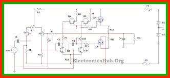 100watt mosfet power amplifier circuit working and applications 100w mosfet power amplifier circuit diagram