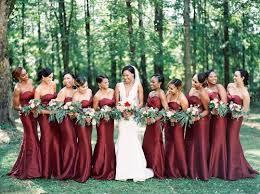 David S Bridal Design Your Wedding Party Davids Bridal Bridesmaids In Strapless Mikado Bridesmaid