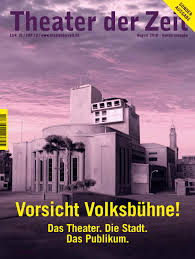 In a 2002 poll of 100 noted writers the book was named among the top 100 books of all time. Vorsicht Volksbuhne Das Theater Die Stadt Das Publikum By Theater Der Zeit Issuu