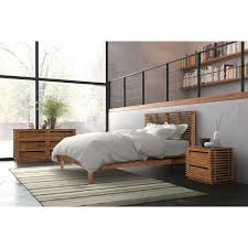 Linea Bedroom Furniture Linea King Bed 100574 Zuo Modern Contemporary Afw