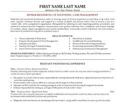 Case Manager Resume Sample Free Best Of Case Manager Resume Sample Resume Tutorial