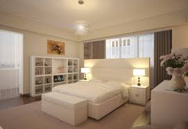 fancy bedroom furniture set and white comfort pillows with nice curtains