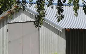 garage roof repair. repairing bristol metal garage roofing roof repair o