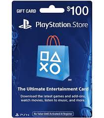psn gift card 100 image