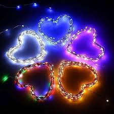 louis will 120 led super bright solar string lights 30ft 2 working mode copper wire