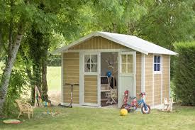 grosfillex pvc garden shed grosfillex